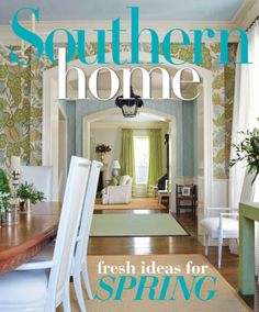 Splendid Sass: SOUTHERN HOME FROM HOFFMAN MEDIA