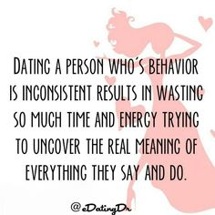 The real meaning of dating