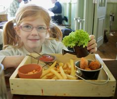 North East Family Fun: Family Sunday lunch at The Botanist, Newcastle
