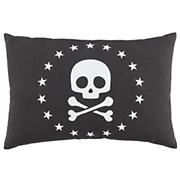 Kids' Bedding: Kids' Blue Pirate Seas Cotton Bedding in Boy Bedding.  Pretty sure THIS is a necessity for MJH