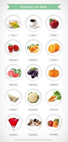Nutricionistas indicam os alimentos com 'calorias negativas' que não prejudicam a dieta