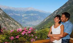 Urlaubstraum Südtirol Hotel Burgaunerhof Martelltal http://www.burgaunerhof.com/