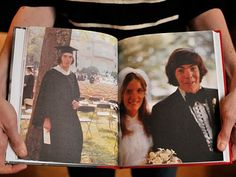 Photo book for Dad's 60th birthday...