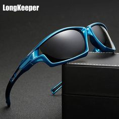 4f2c2d4c9 FuzWeb:LongKeeper High Quality Polarized Sunglasses Men For Driving Gafas De  Sol Oculos Masculino Male