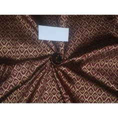 Brocade Fabric Aubergine x Gold Color Fabric Factory, Victorian Gown, Brocade Fabric, Pure Silk, Swatch, Pure Products, Gold, Fabrics