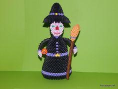 3d Origami Halloween Witch Ghost Pumpkin Head Devil By ArtsyHandsCreations On Etsy