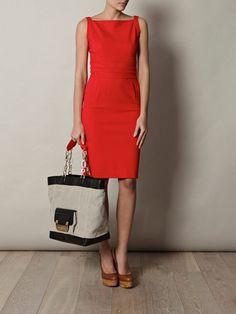 Diane von Furstenberg. Kimmie dress.