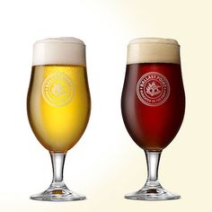 Ballast Point Brewing Co. glassware designed by MiresBall.