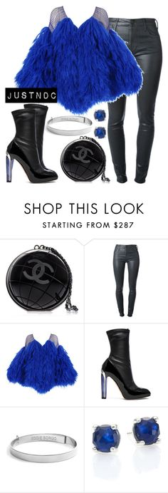 """""""Untitled #668"""" by naysdamncloset ❤ liked on Polyvore featuring Chanel, Citizens of Humanity, Tim Ryan, Alexander McQueen, Eddie Borgo and Ippolita"""