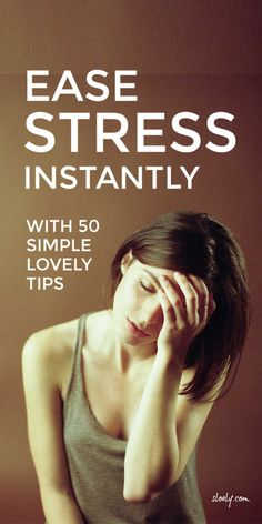 Use these simple stress relief activities to ease stress quickly when you're feeling overwhelmed. These DIY stress remedies and relaxation techniques create the space and calm to deal with underlying causes of stress. Yoga For Stress Relief, Coping With Stress, Dealing With Stress, Stress And Anxiety, How To Relieve Stress, Relaxation Techniques, Meditation Techniques, Self Care Activities, Ways To Relax