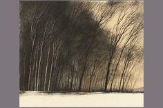 Monotype - Le vent - Gerard Jan