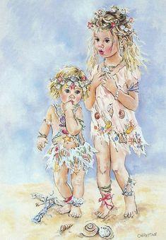 christine haworth art