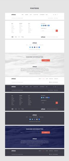 Huge User Interface Kit for all Your Ecommerce, Blog/Magazine and Media needs.