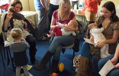 The Value of Breastfeeding Meetings in the Age of Social Networking  