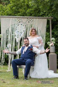 Emb-fashion, bruidsmode voor de volslanke bruid en bruidegom