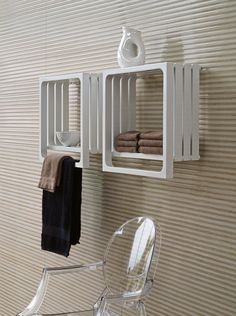 """""""montecarlo"""" by peter jamieson - 25 Best Radiators That Are Perfect for Modern Interior Design Best Radiators, Home Radiators, Bathroom Radiators, Bathroom Shelves, Home Decor Styles, Cheap Home Decor, Home Decor Items, Home Decor Accessories, Modern House Design"""