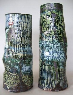 vases by Jerome Galvin, Montreal | Pottery ideas