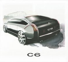 C6 French brochure June 2006