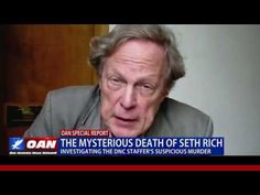The Mysterious Death of Seth Rich - YouTube EVERYONE WATCH THIS. Crooked ass DNC - please get a hold of this. No Matter what side you sit on, please look at the facts!