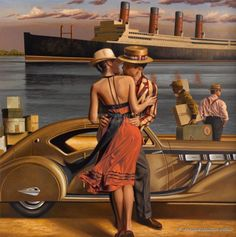 Great Expectations by Peregrine Heathcote.