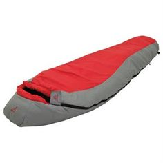 The ALPS Mountaineering Diamondback 30 Sleeping Bag uses SkyLoft  continuous-filament ce73159aa625e