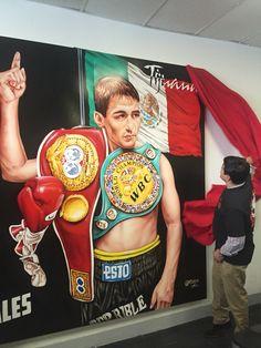 inauguración de Compton Gym #tijuana #terriblemorales #TeHaceFaltaVerMasBox #boxing #boxeo