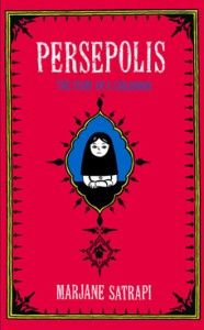 Using graphic novel in education: Persepolis (1Cover)