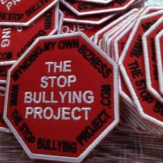 Are you following our FB & IG pages? @thestopbullyingproject Connect with us. Keep up to date with what's going on with The Stop Bullying Project. (TSBP) Learn how you can become an ambassador for TSBP. Be proactive and get involved. Bullying knows no race, ethnicity, creed or religion. And unless we become the catalyst for change, things will only remain the same. Join us in our fight against bullying.  #TSBP®