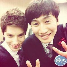 "'Running Man' Fabien & Lee Kwang Soo Takes A Selfie ""I'm Going To Take Revenge"""