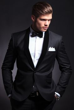 6 Rules For a Perfectly Fitted Tuxedo