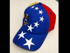 ef002903169e7 Gorra tricolor de  Venezuela. Campaña para apoyar a Capriles.