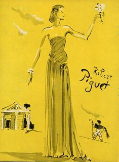 Robert Piguet Icon