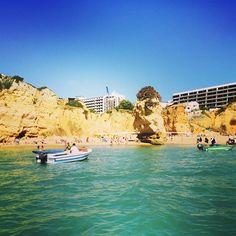 #ocean #lagos #portugal #beach