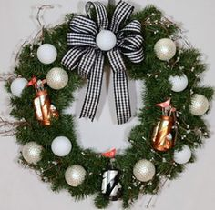 1000 Images About Golf Wreaths On Pinterest Golf
