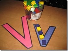 Letter of the Week.- V - Confessions of a Homeschooler