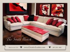 For three decades, Creative Leather has been committed to handcrafting the finest quality custom leather furniture in the Southwest. Leather Furniture, Custom Furniture, Continental Breakfast, Sofa, Couch, Custom Leather, Chair And Ottoman, Love Seat, Popular