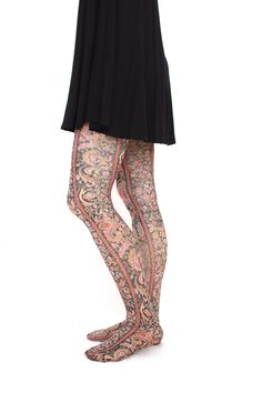 Celeste Stein Sublimation Printed Tights