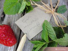 Strawberry, Bread, Fruit, Food, Mint, Meal, Brot, The Fruit, Eten