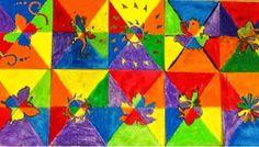 Fayston Elementary Art