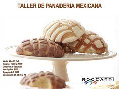Taller de Panadería Mexicana / Roccatti / Mty