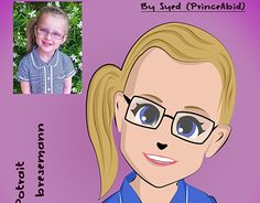 "Check out new work on my @Behance portfolio: ""Digital / Vector Portrait"" http://be.net/gallery/38597765/Digital-Vector-Portrait"
