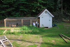 Chicken Coop Plans For 30 Birds - Chicken Coops Ideas Plan ...