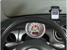 Mini Cooper Phone Mount Smartphone Xl Fixie Gen2 R55 R59 Mini Cooper Smartphone Mount Mini