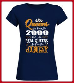 Real Queens are born in July 2000 - Oktoberfest shirts (*Partner-Link)