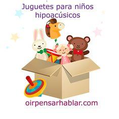 juguetes hipoacusico