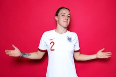 It was something Lucy Bronze said when the dust had settled that reminded you how football sublimity is nearly always underpinned by the hard yards, the pr England Shirt, Soccer Photography, Chelsea Fans, Fifa Women's World Cup, Alex Morgan, Play Soccer, Best Player, Sports News, Soccer Mom Film