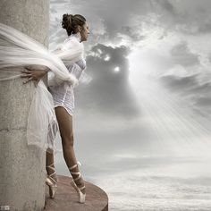 In my minds eye ~ we dance on the clouds ~ my love in the stars ~ swing on the moon ~