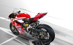Ducati 1199 Panigale R Superbike Wallpapers