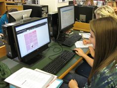 "Using E-Portfolios in the Classroom | Edutopia- How to manage a ""paperless"" classroom/school."