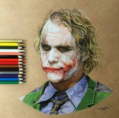 Realistic color pencil drawing by Godot http://webneel.com/25-beautiful-color-pencil-drawings-valentina-zou-and-drawing-tips-beginners   Design Inspiration http://webneel.com   Follow us www.pinterest.com/webneel